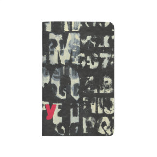 Alphabet Painting by Norman Wyatt Journal
