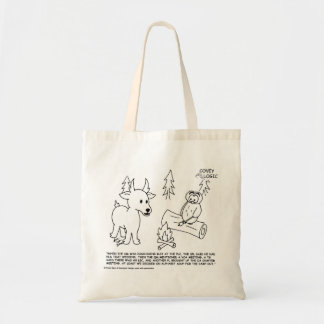 Alphabet Soup Tote Bag