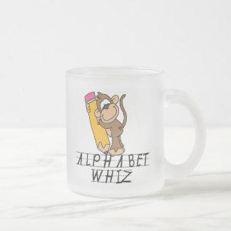 Alphabet Whiz Tshirts and Gifts Mug
