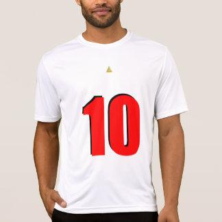 """Alphaco """"Mac 10"""" Gangsta Jersey T-Shirt"""