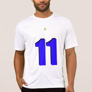 """Alphaco """"Mac 11"""" Gangsta Jersey T-Shirt"""