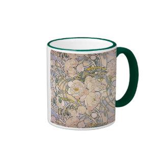 Alphones ( Alfons ) Mucha ~ Flowers Mugs