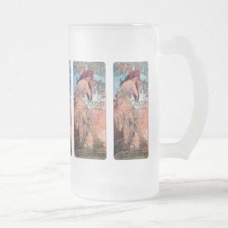 Alphones Mucha Carriage Dealers Expo 1902 Mug