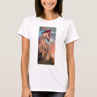 Alphones Mucha Carriage Dealers Expo 1902 T-Shirt