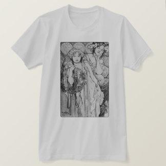 Alphones Mucha  ~ Friendship Shirt