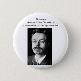 Alphons Johannes Maria Diepenbrock 1890 Pinback Button