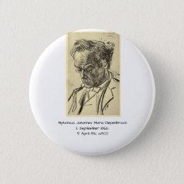 Alphons Johannes Maria Diepenbrock 1900 Button