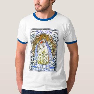 Alphonse (Alfons) Mucha - Savon Notre Dame T-Shirt