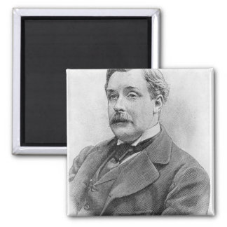Alphonse Allais  late 19th century Magnet