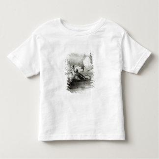 Alphonse de Lamartine  and Elvire Toddler T-shirt