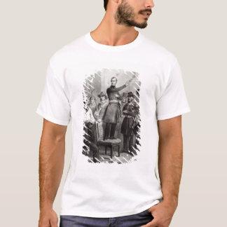 Alphonse de Lamartine at the Town Hall T-Shirt