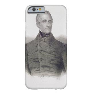 Alphonse de Lamartine, engraved by Pierre Pelee (1 iPhone 6 Case
