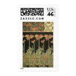 Alphonse Maria Mucha ~ Decoratifs Stamps
