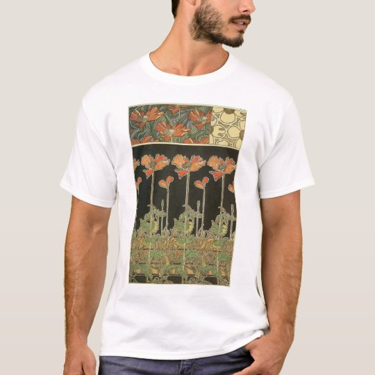 Alphonse Maria Mucha ~ Decoratifs T-Shirt