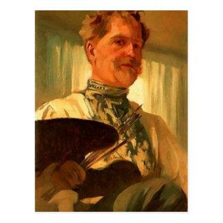 Alphonse Maria Mucha Postcard