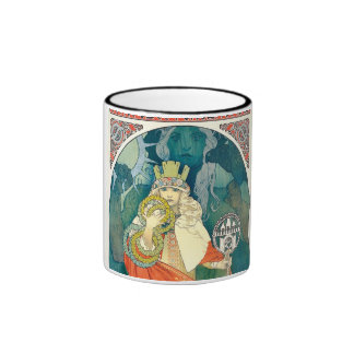 Alphonse Mucha  6th Sokol Festival, 1912 Ringer Mug