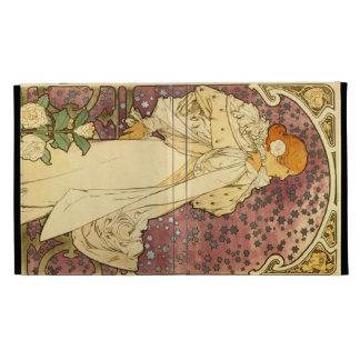 Alphonse Mucha Art Deco iPad Cases