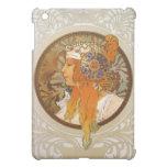 Alphonse Mucha Art Deco Cover For The iPad Mini