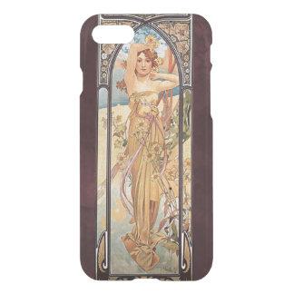 Alphonse Mucha, Brightness of Day iPhone 7 Case