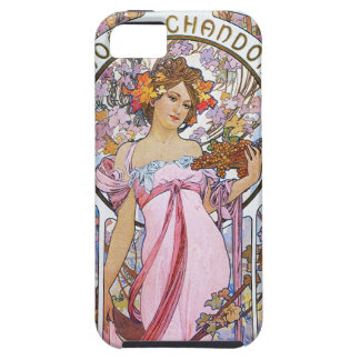 Alphonse Mucha. Champagne advertisement,1899. iPhone 5 Cases