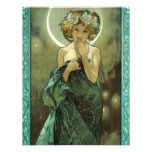 Alphonse Mucha Clair De Lune Invitations