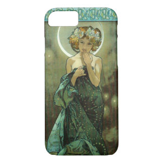 Alphonse Mucha Clair De Lune iPhone 7 case