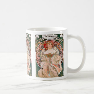 Alphonse Mucha Coffee Mug