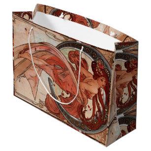 Alphonse Mucha Dance Gift Bag