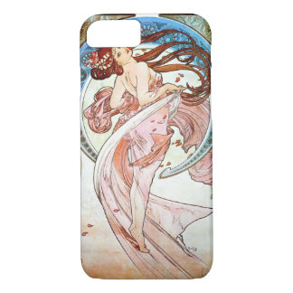 Alphonse Mucha Dance iPhone 7 Case