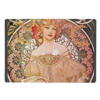 Alphonse Mucha Daydream Reverie Art Nouveau Lady iPad Mini Cover