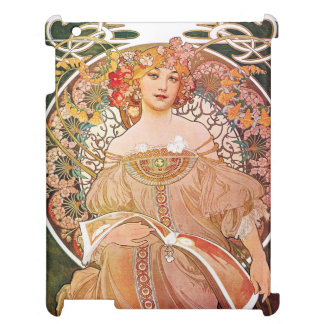 Alphonse Mucha Daydream Reverie Cover For The iPad 2 3 4