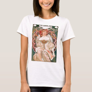 Alphonse Mucha: Daydream (Rêverie) T-Shirt