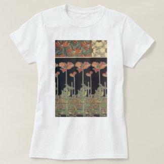 Alphonse Mucha Documents Décoratifs GalleryHD T-Shirt