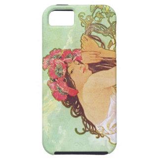 Alphonse Mucha. Ete/Summer, 1896 iPhone 5 Cases
