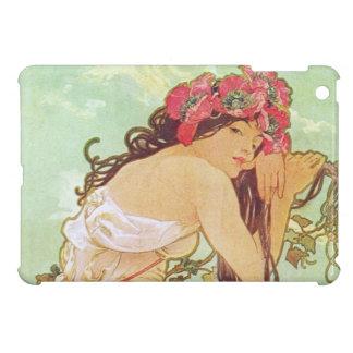 Alphonse Mucha. Ete/Summer, 1896 iPad Mini Cases