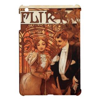 Alphonse Mucha Flirt iPad Mini Case