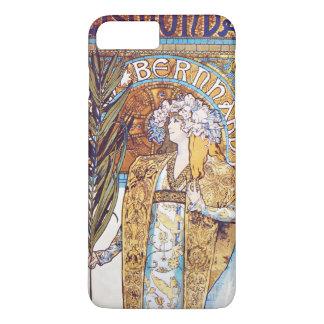 Alphonse Mucha Gismonda Art Nouvau iPhone 8 Plus/7 Plus Case