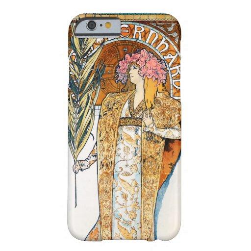 Alphonse Mucha Gismonda iPhone 6 Case
