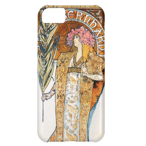 Alphonse Mucha Gismonda Cover For iPhone 5C