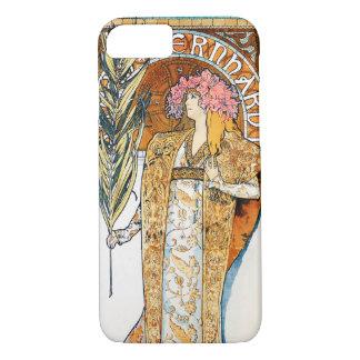 Alphonse Mucha Gismonda iPhone 8/7 Case