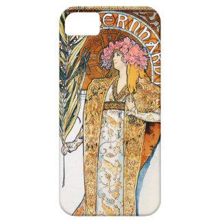 Alphonse Mucha Gismonda iPhone SE/5/5s Case
