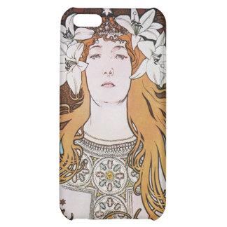 Alphonse Mucha Goddess Cover For iPhone 5C