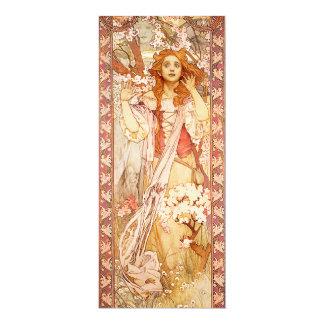 Alphonse Mucha Joan of Arc Invitations