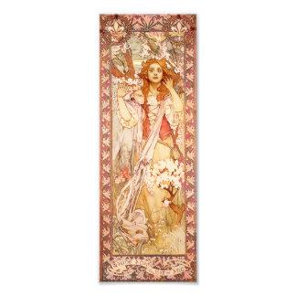 Alphonse Mucha Joan of Arc Print Photo
