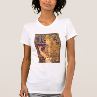 Alphonse Mucha - Job Tee Shirts
