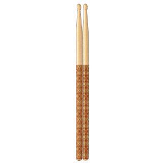 Alphonse Mucha La Plume Zodiac Art Nouveau Vintage Drumsticks
