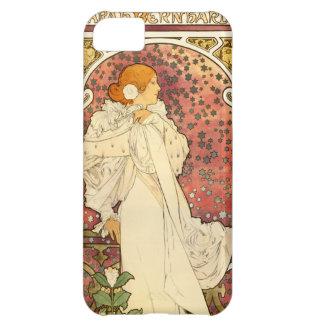 Alphonse Mucha Lady of the Camelias iPhone 5 Case