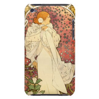 Alphonse Mucha Lady of the Camelias iPod Case Case-Mate iPod Touch Case