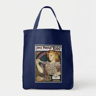 Alphonse Mucha- Lance Parfum Rodo - Perfume Ad Bags