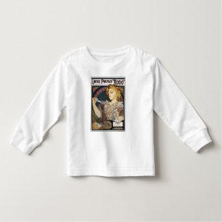 "Alphonse Mucha- Lance Parfum ""Rodo"" - Perfume Ad Toddler T-shirt"
